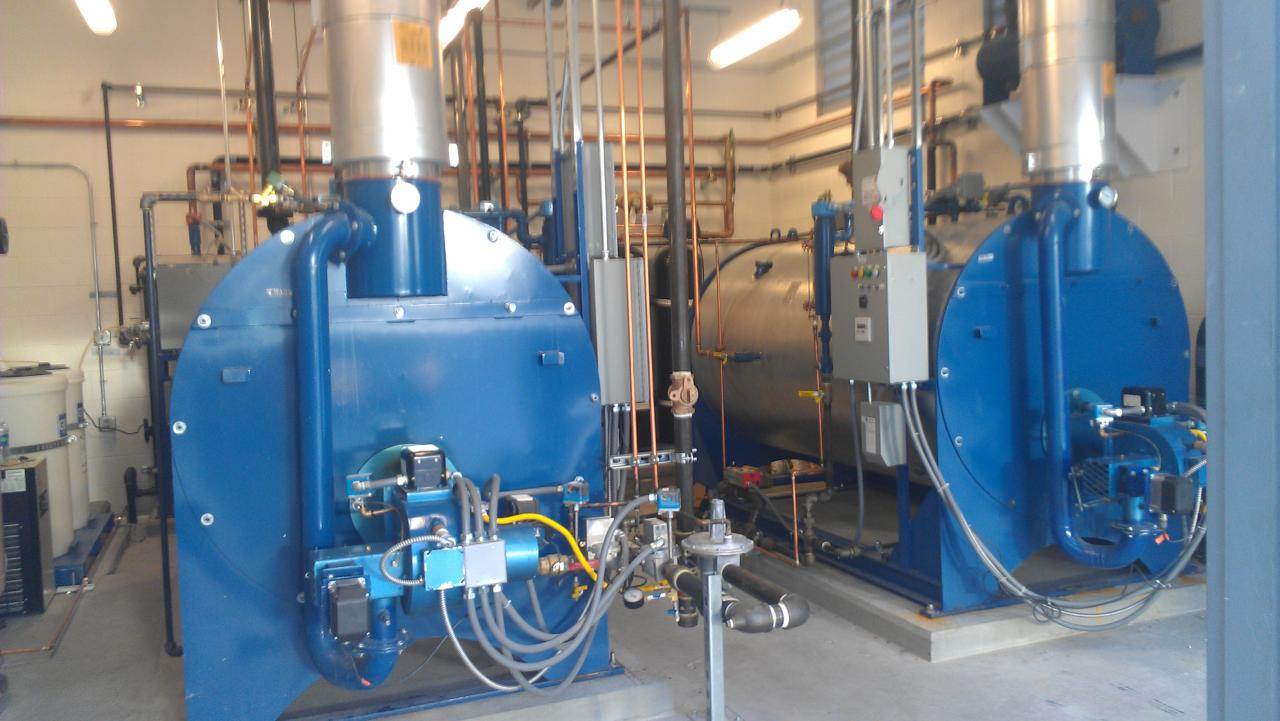 MCG Boilers, Inc. - About Us